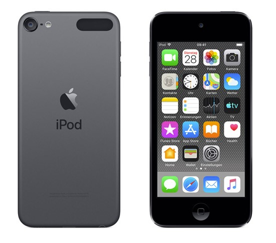 Apple iPod Touch mieten