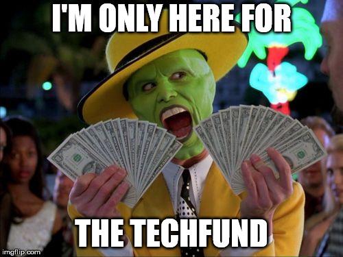 Mobilfunkanbieter Techfunds