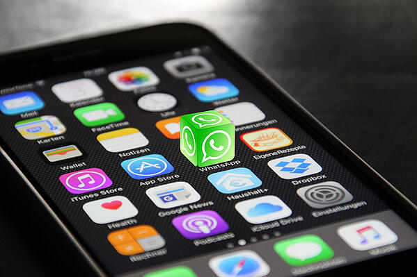WhatsApp-Firmenhandy-DSGVO