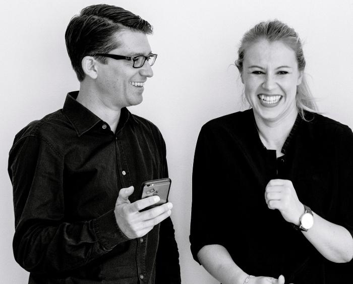 everphone - Jan Dzulko, Nadine Kolbe CEO COO Start-up
