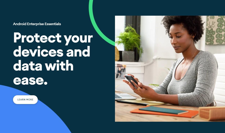 Android Enterprise Essentials – mobile Sicherheit für KMU