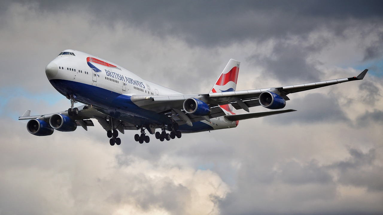 British Airways: bislang höchste DSGVO-Strafe