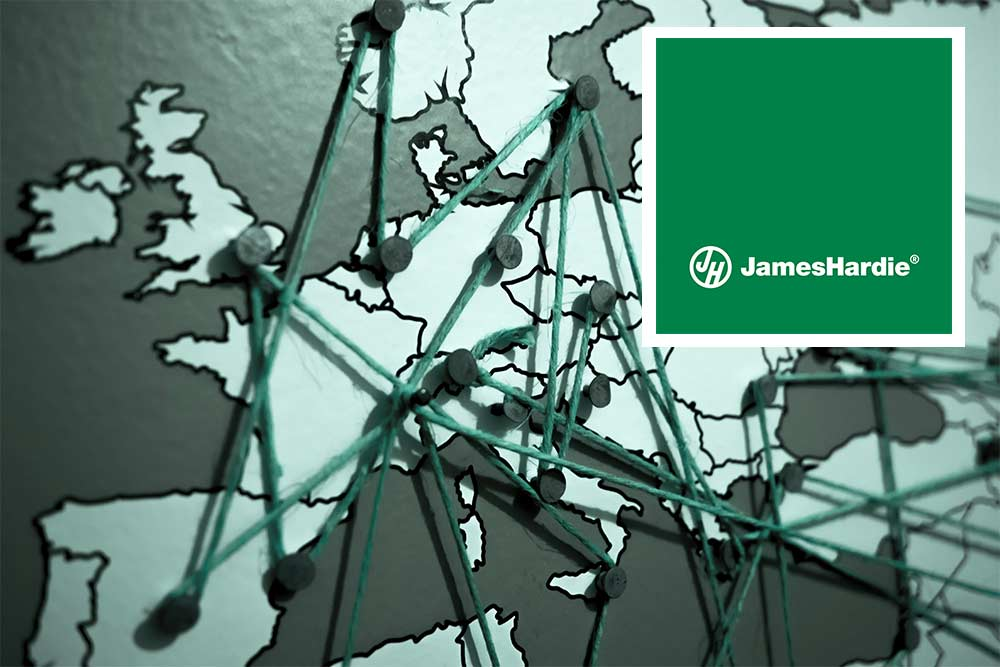 Case Study: James Hardie Europe GmbH