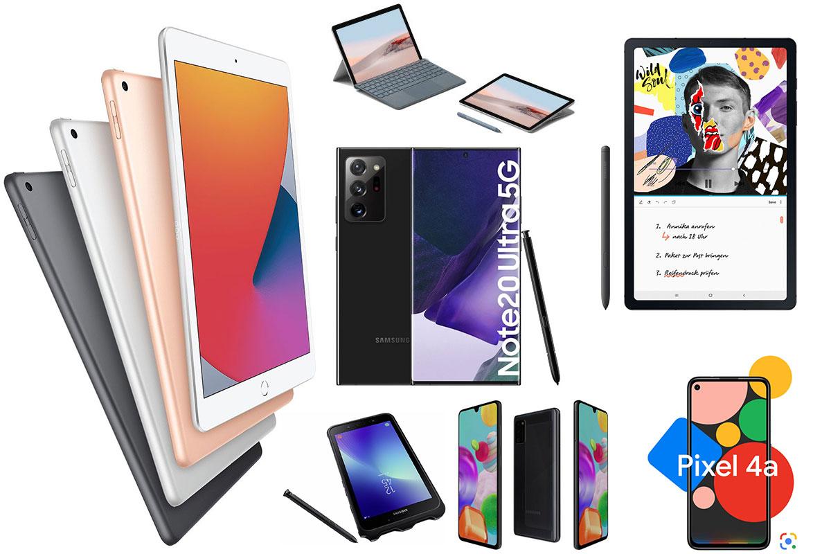Anpassungen des everphone-Portfolios: Oktober 2020