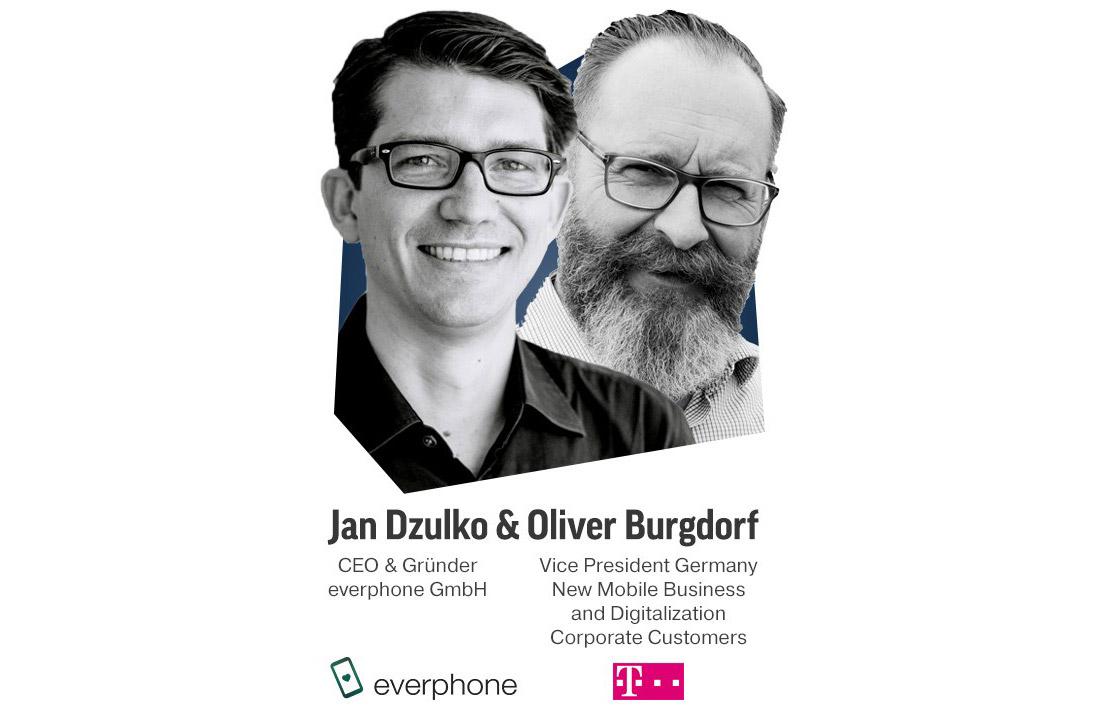 Jan Dzulko im Gespräch mit Oliver Burgdorf (Aufzeichnung)