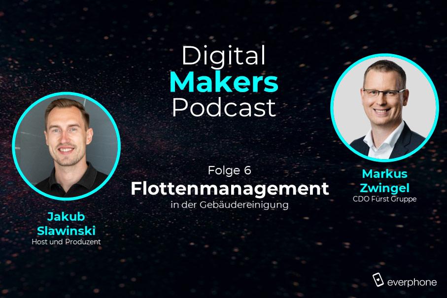 Flottenmanagement per App:Markus Zwingel, CDO der Fürst Gruppe