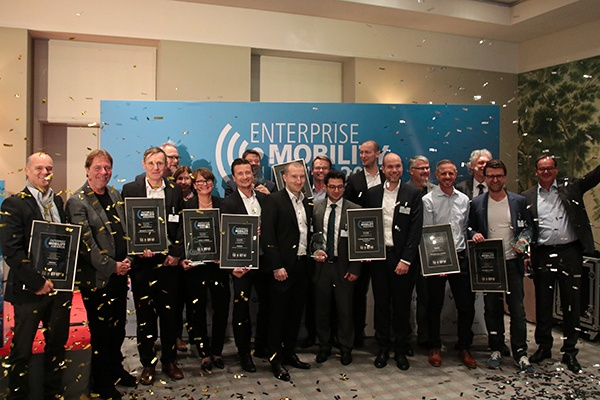 Enterprise Mobility Summit: everphone gewinnt Award