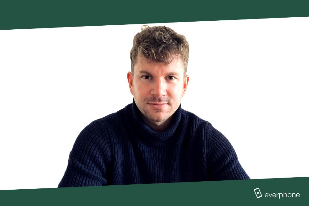 Nils Enderes ist neuer Leiter des Enterprise Sales bei everphone