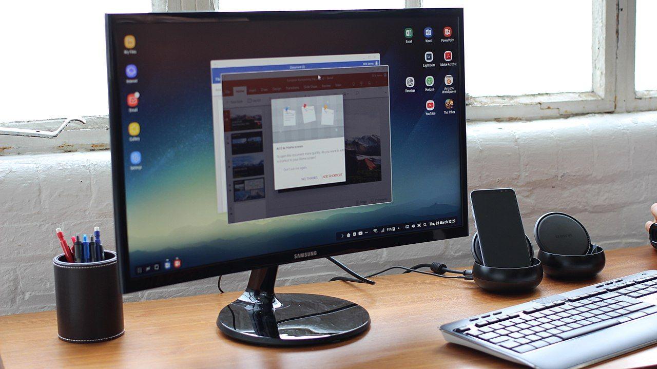 Samsung DeX (Desktop Experience) – mobiler Arbeitsplatz dank Smartphone