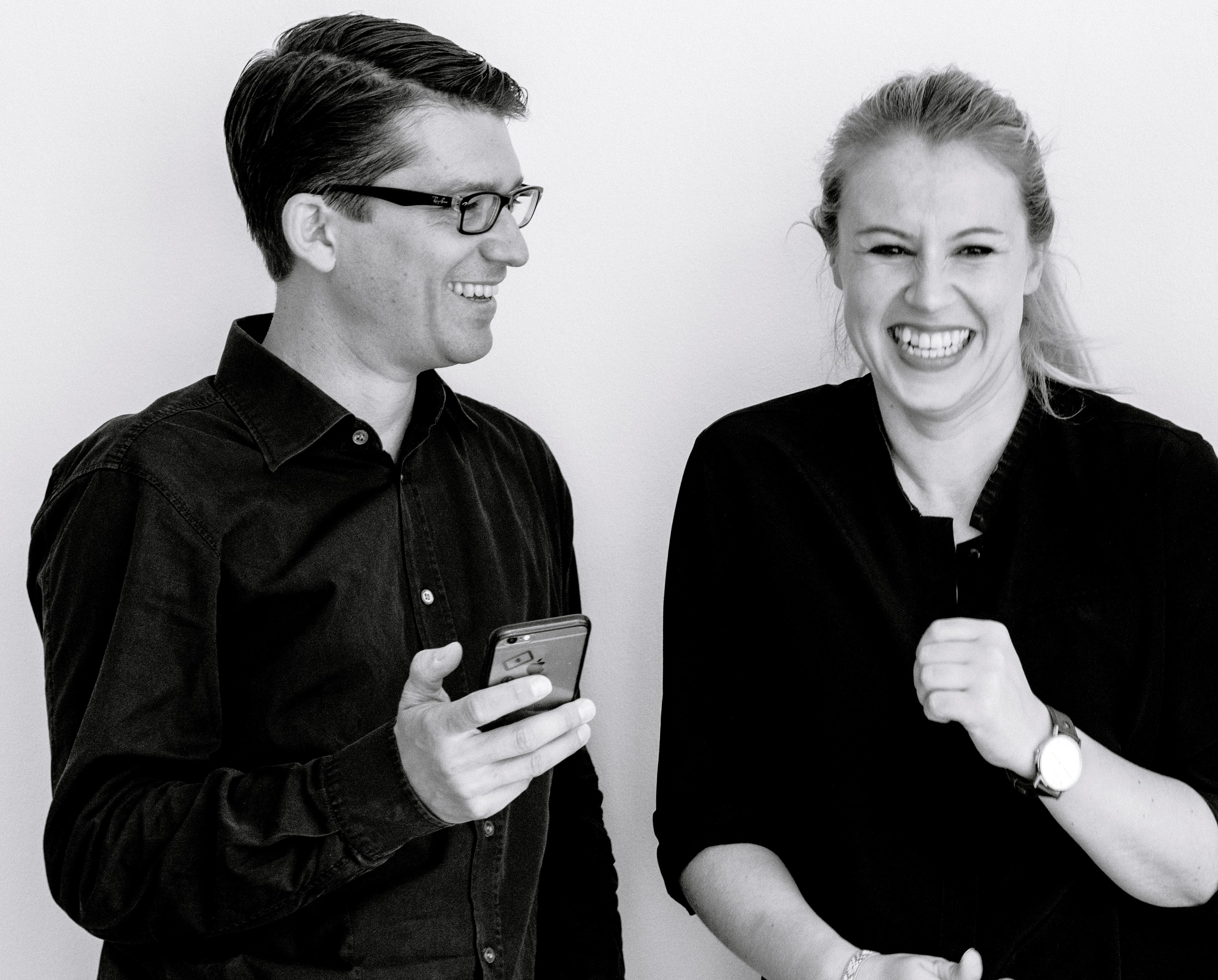 everphone - Jan Dzulko, Nadine Kolbe sw