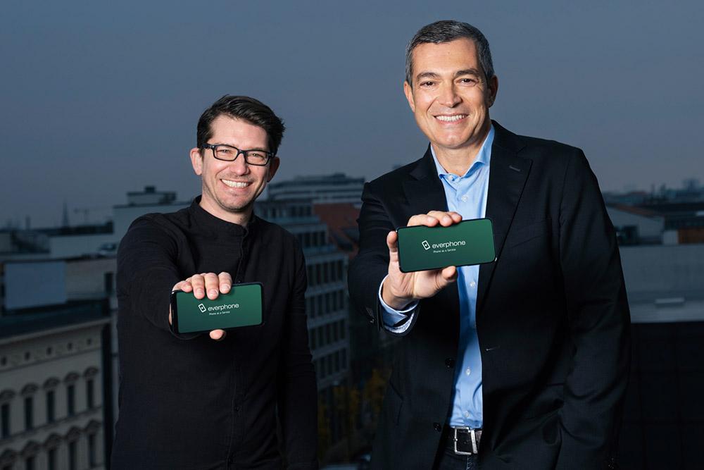 everphone wird offizieller Device-as-a-Service-Partner von Samsung