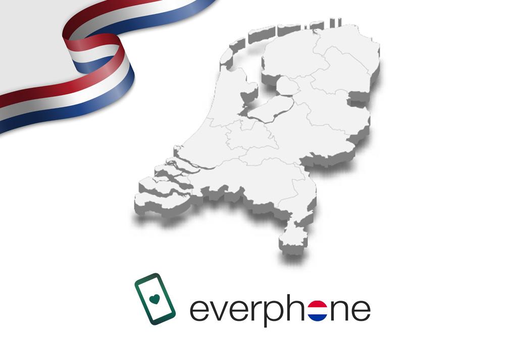 """""""Phone as a Service"""" jetzt auch in den Niederlanden"""