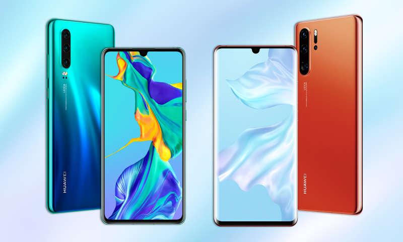 P30 und P30 Pro: neue Smartphone-Flaggschiffe von Huawei