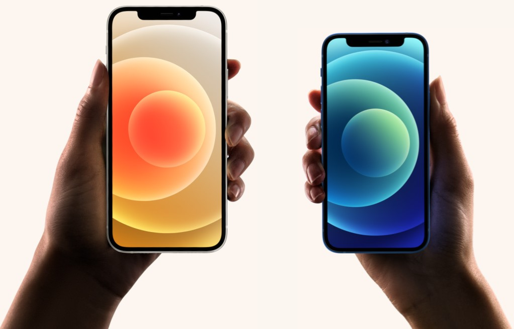 iPhones 12 zur Miete verfügbar!