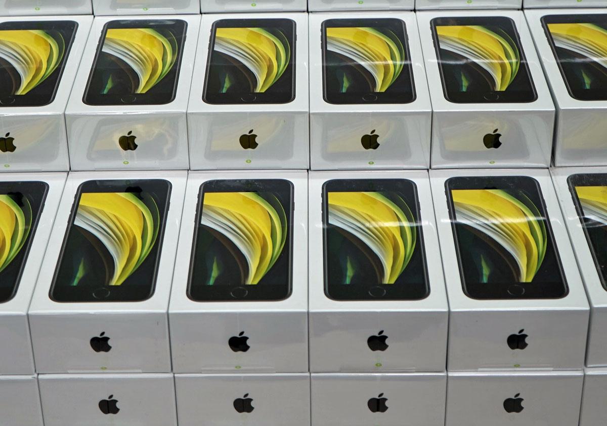 iPhone SE 2 ab sofort verfügbar