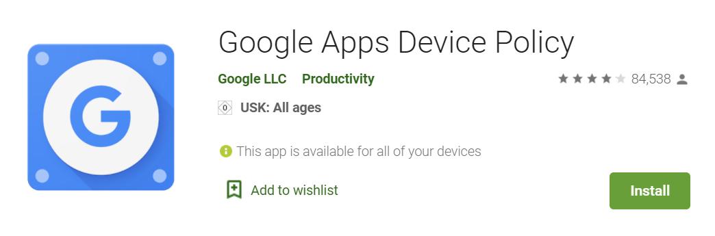 https://play.google.com/store/apps/details?id=com.google.android.apps.enterprise.dmagent&hl=en_GB
