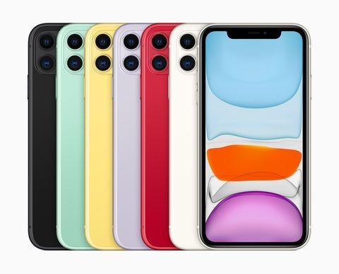 iPhone 11 ist beliebtestes Smartphone im ersten Quartal 2020